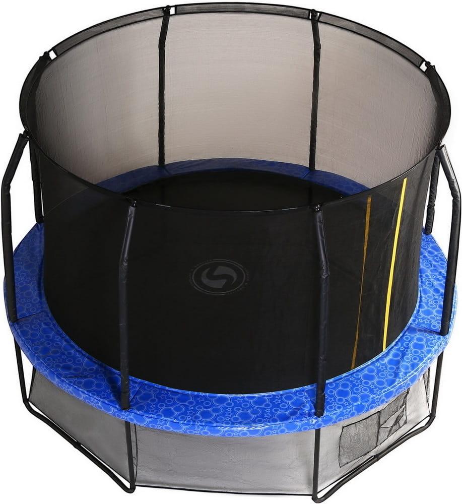 Батут SWOLLEN Prime Blue 12 футов - 366 см
