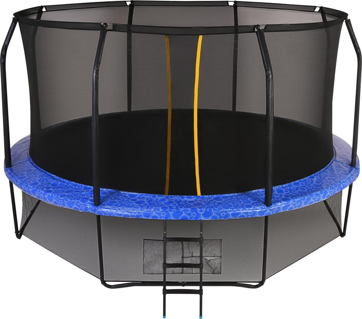 Батут SWOLLEN Prime Blue 16 футов - 488 см