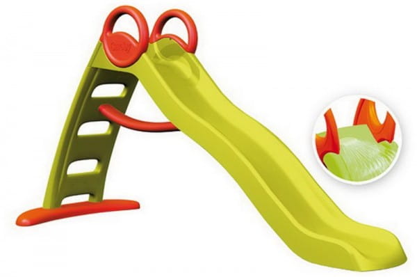 Купить Горка Smoby Волна в интернет магазине игрушек и детских товаров