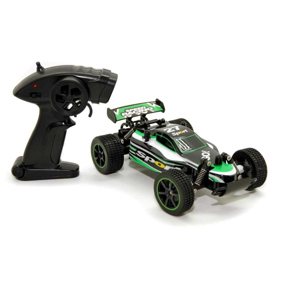 Радиоуправляемая машина BALBI Багги 1:20 - черно-зеленая