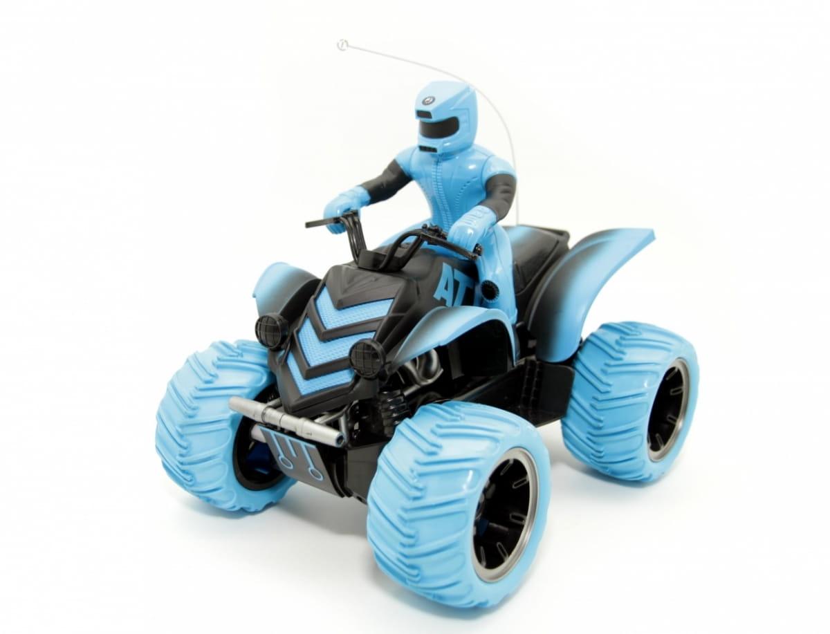 Радиоуправляемая машина BALBI Квадроцикл - синяя