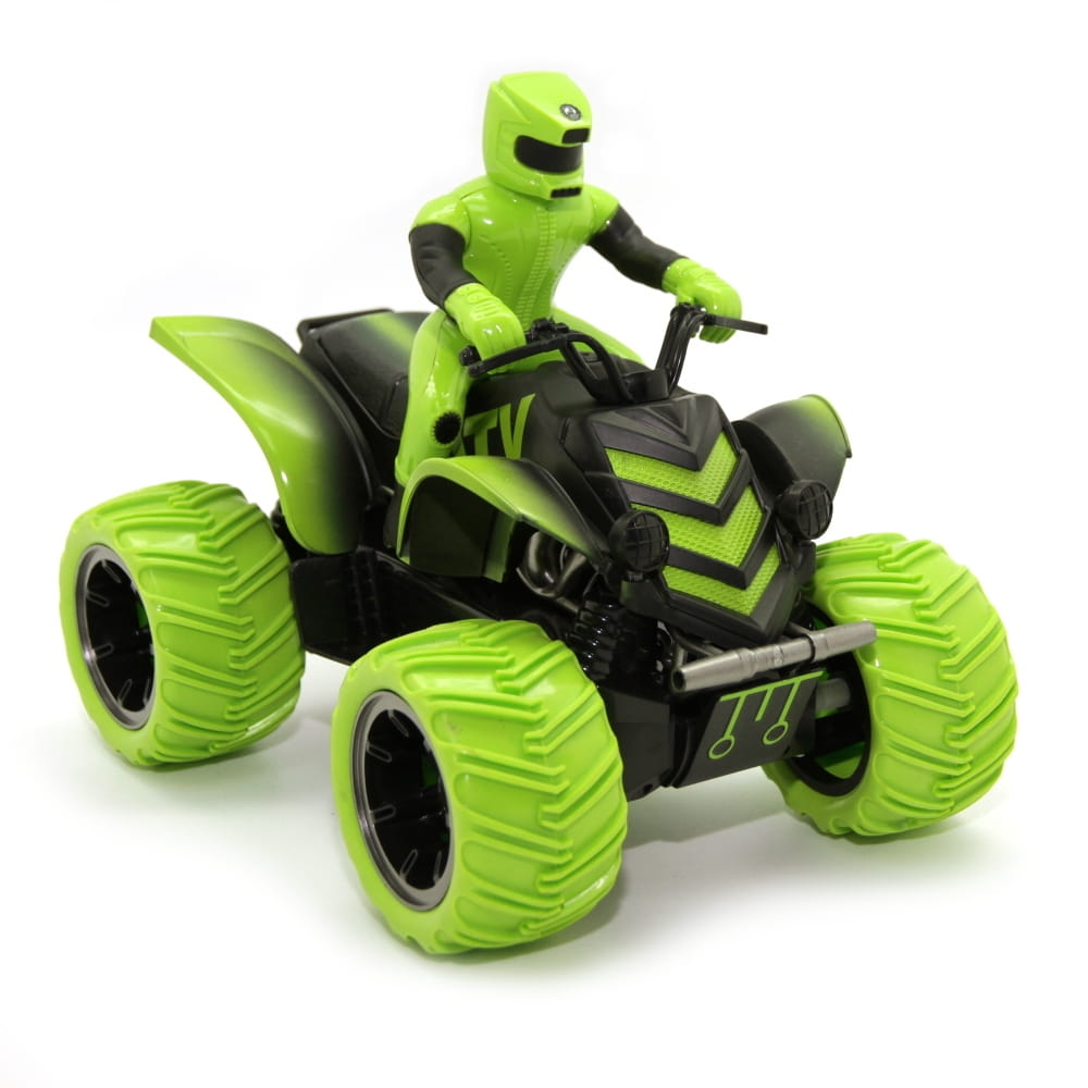 Радиоуправляемая машина BALBI Квадроцикл - зеленая