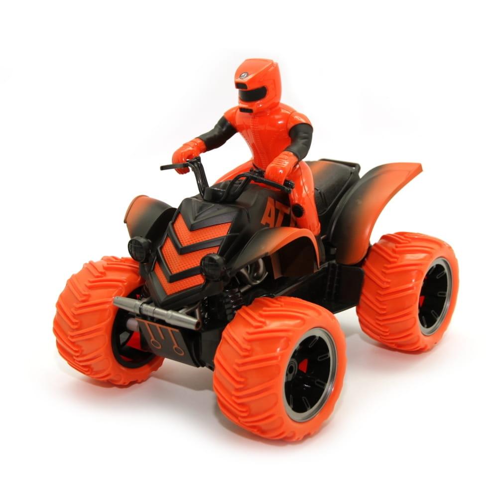 Радиоуправляемая машина BALBI Квадроцикл - оранжевая