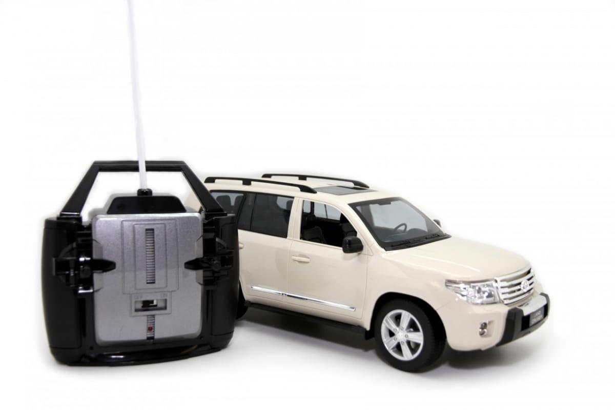 Радиоуправляемая машина BALBI Toyota land cruiser 1:14