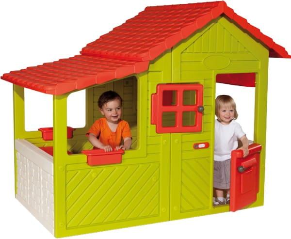 Купить Игровой домик садовода 2013 (Smoby) в интернет магазине игрушек и детских товаров