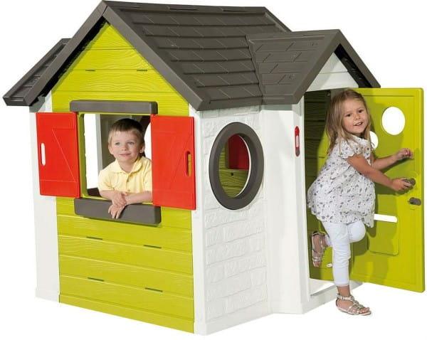 Купить Игровой домик со звонком Smoby в интернет магазине игрушек и детских товаров