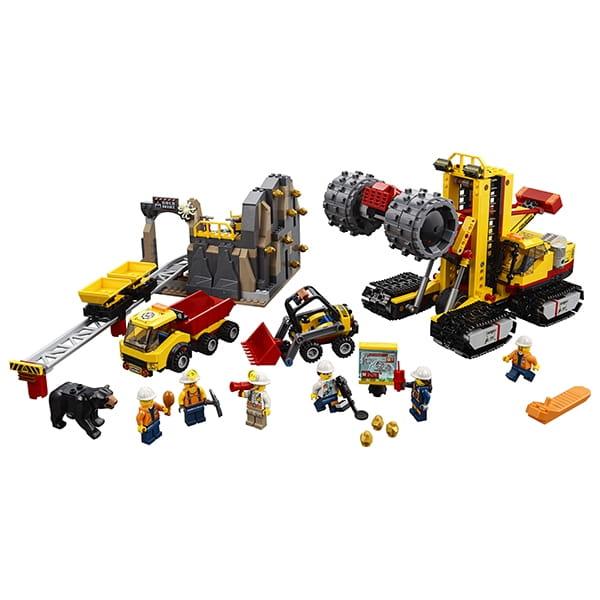 Конструктор LEGO City Лего Город Шахта