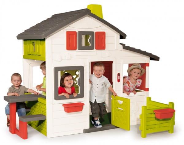 Игровой домик для друзей Smoby