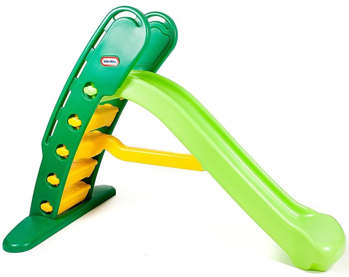 Горка складная LITTLE TIKES (зеленая)
