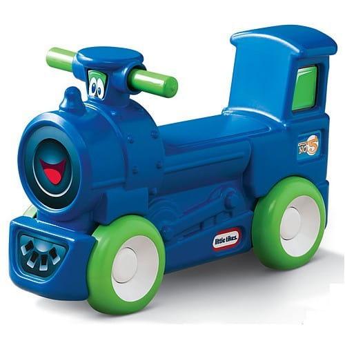 Купить Каталка Little Tikes Паровозик в интернет магазине игрушек и детских товаров