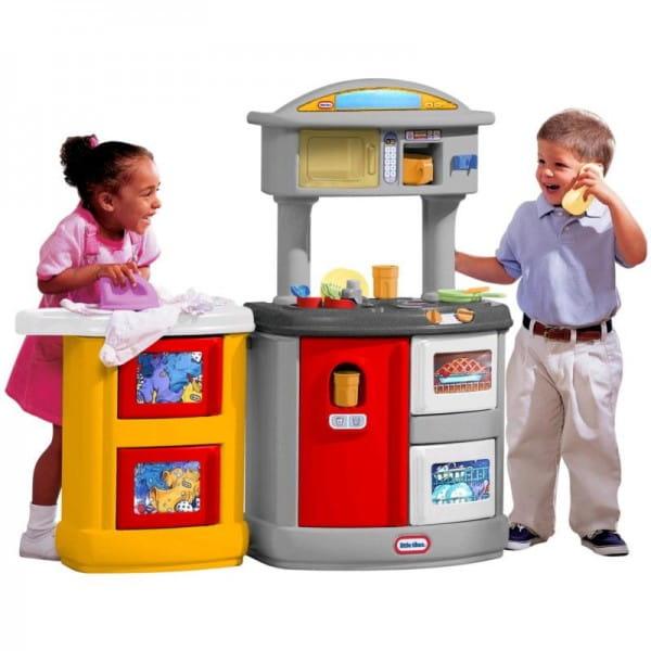Купить Кухня-прачечная Little Tikes в интернет магазине игрушек и детских товаров