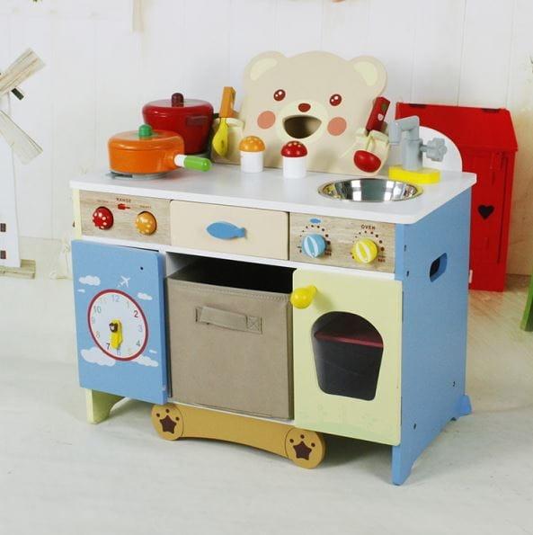 Детская игровая кухня LANALAND Тэдди