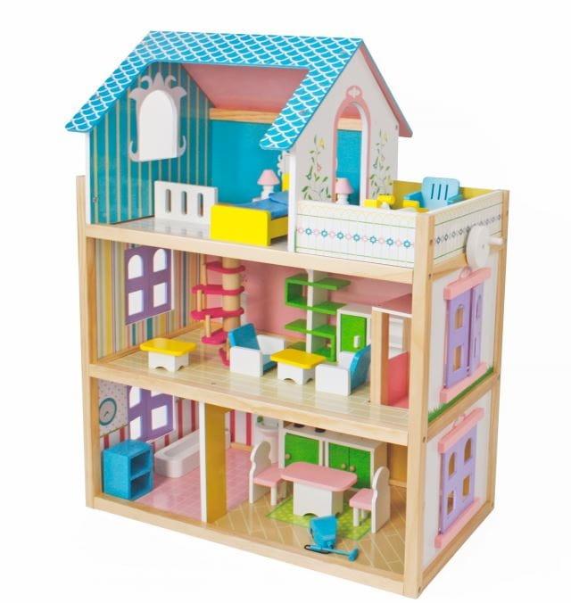 Кукольный домик LANALAND Марсель