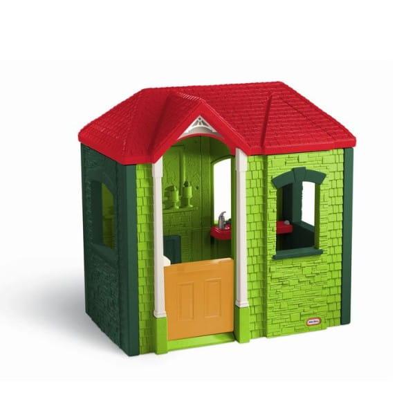 Игровой домик Little Tikes Зеленый
