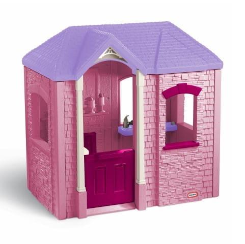Игровой домик Little Tikes Розовый