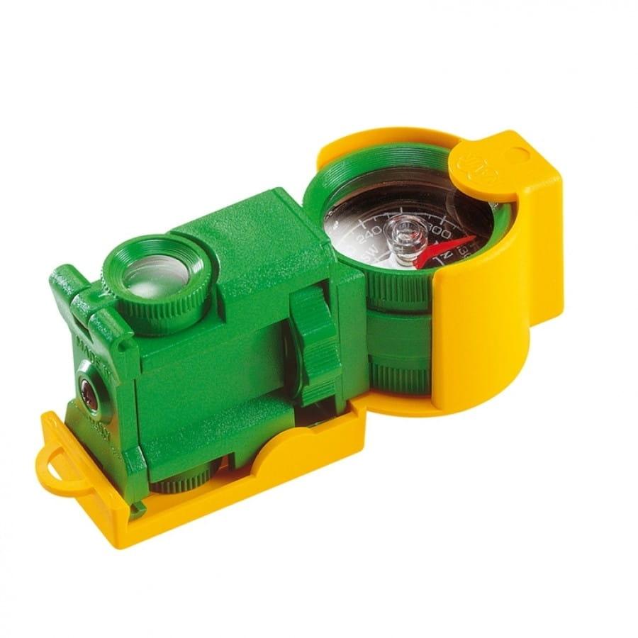 Многофункциональный оптический искатель NAVIR с креплением для ремня - зеленый