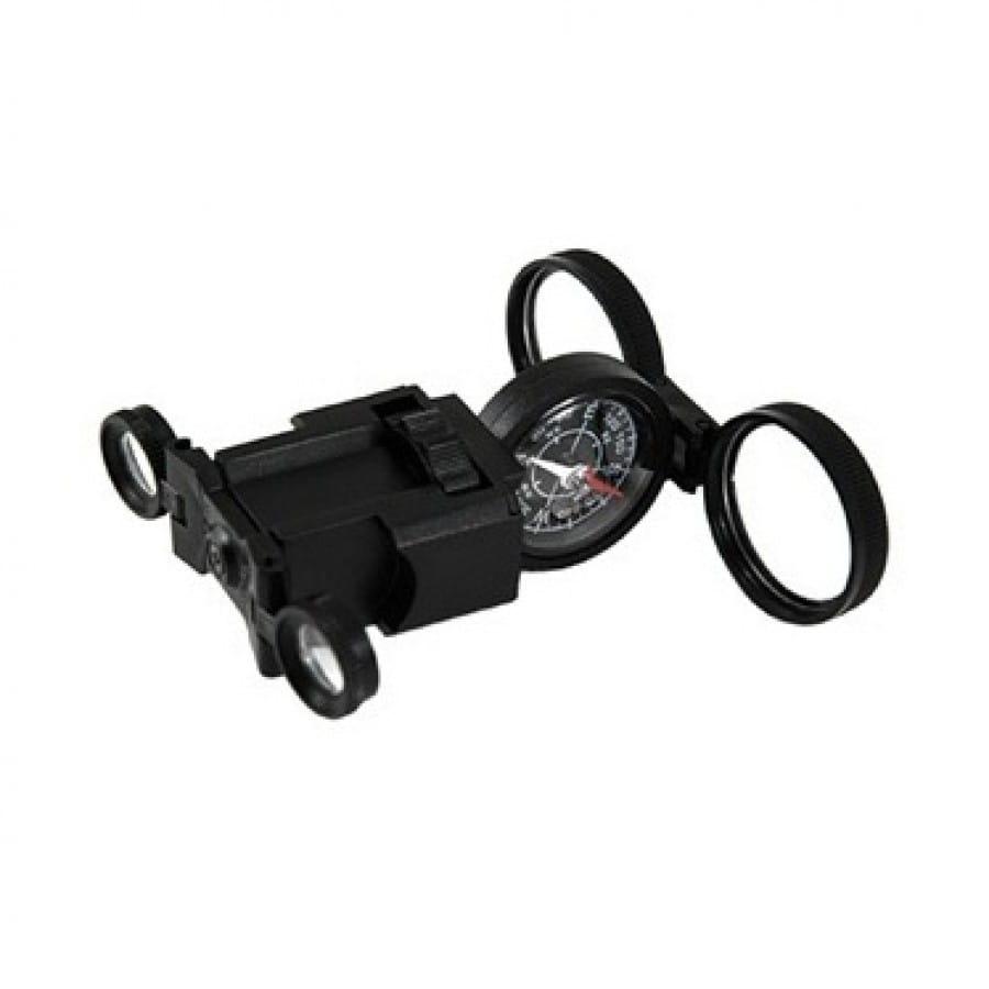 Многофункциональный оптический искатель NAVIR с креплением для ремня - черный