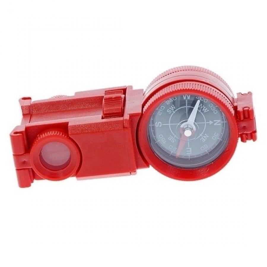Многофункциональный оптический искатель NAVIR с креплением для ремня - красный