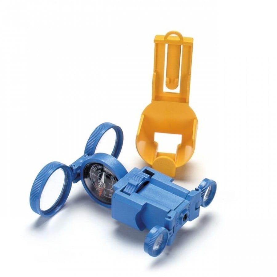 Многофункциональный оптический искатель NAVIR с креплением для ремня - голубой