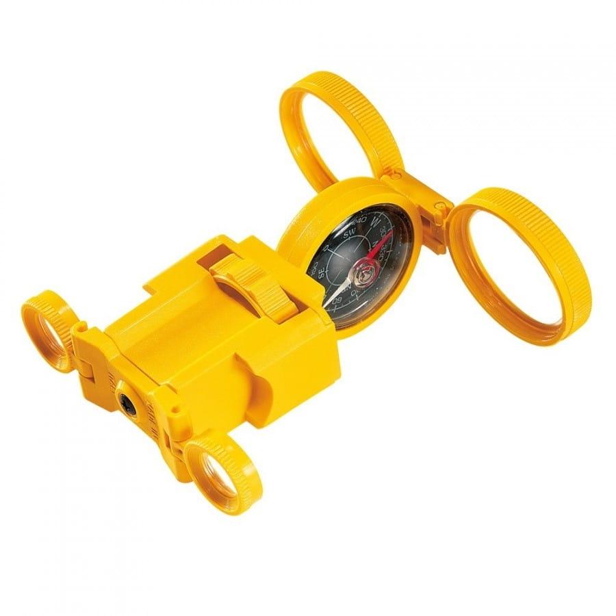 Многофункциональный оптический искатель NAVIR с креплением для ремня - желтый
