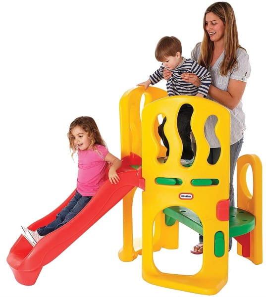 Купить Игровой комплекс Little Tikes оранжевый в интернет магазине игрушек и детских товаров