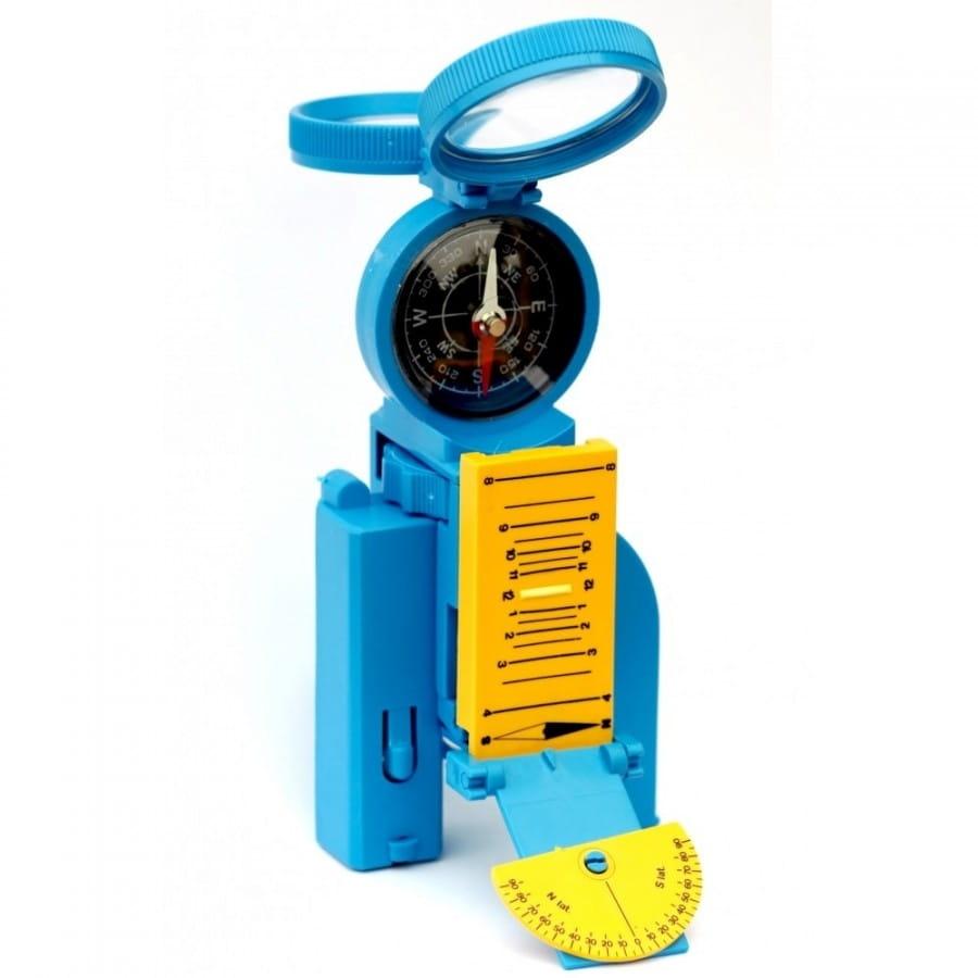 Оптический искатель NAVIR 10 в 1 - голубой