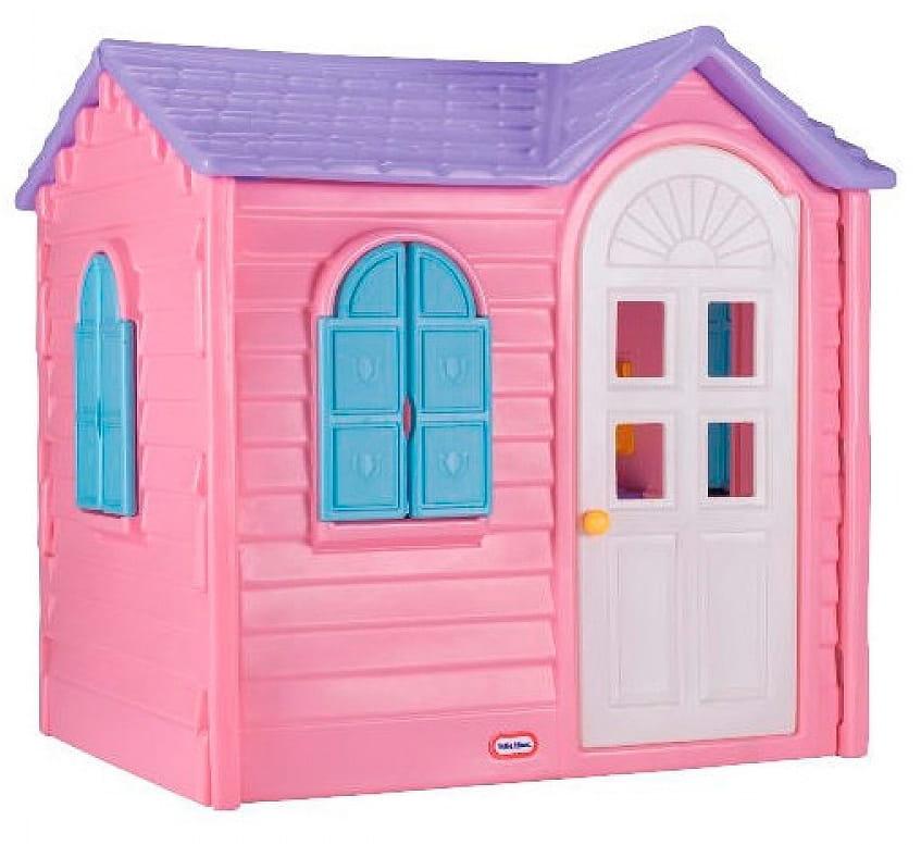 Игровой домик Little Tikes 440R Дачный - розовый