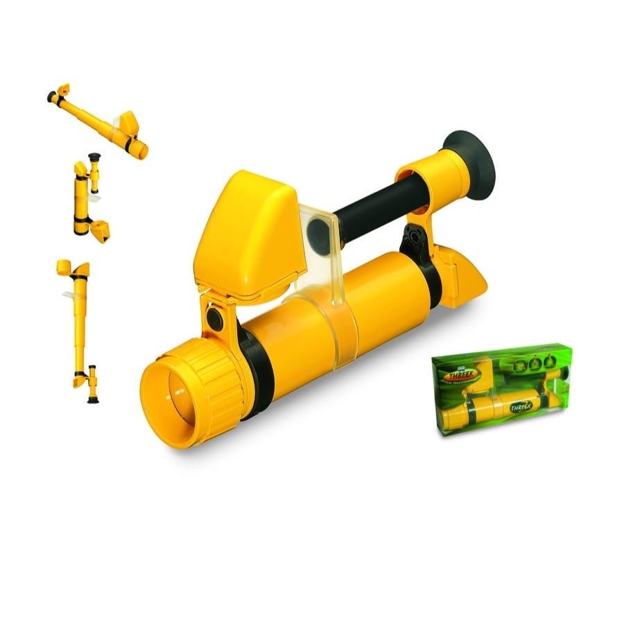 Оптический инструмент NAVIR 3 в 1 Threek - желтый