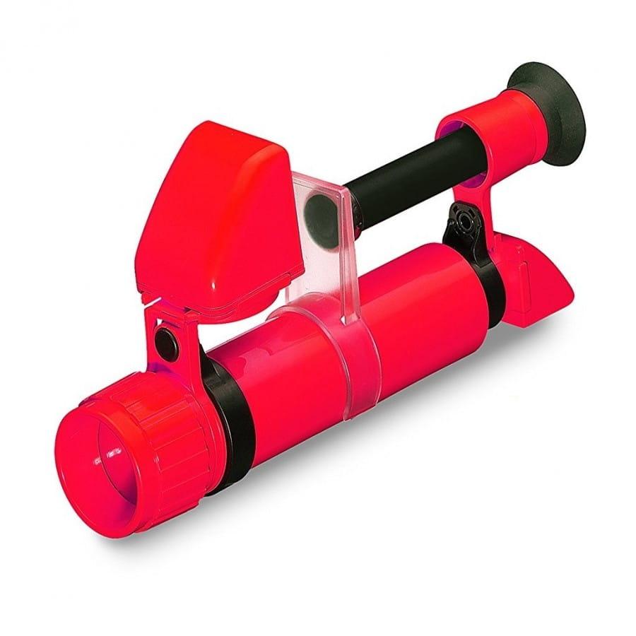 Оптический инструмент NAVIR 3 в 1 Threek - красный