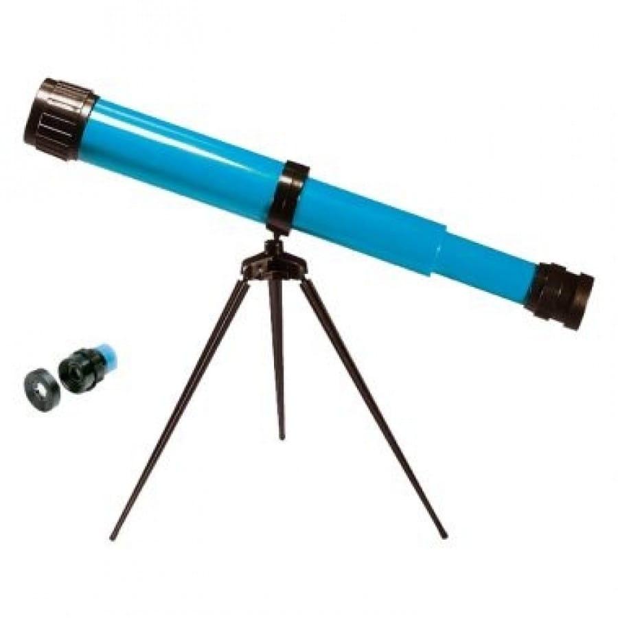 Телескоп NAVIR на триподе - голубой