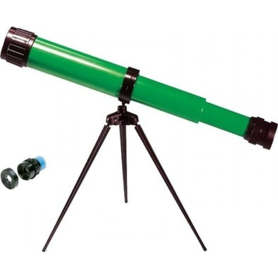 Телескоп NAVIR на триподе - зеленый