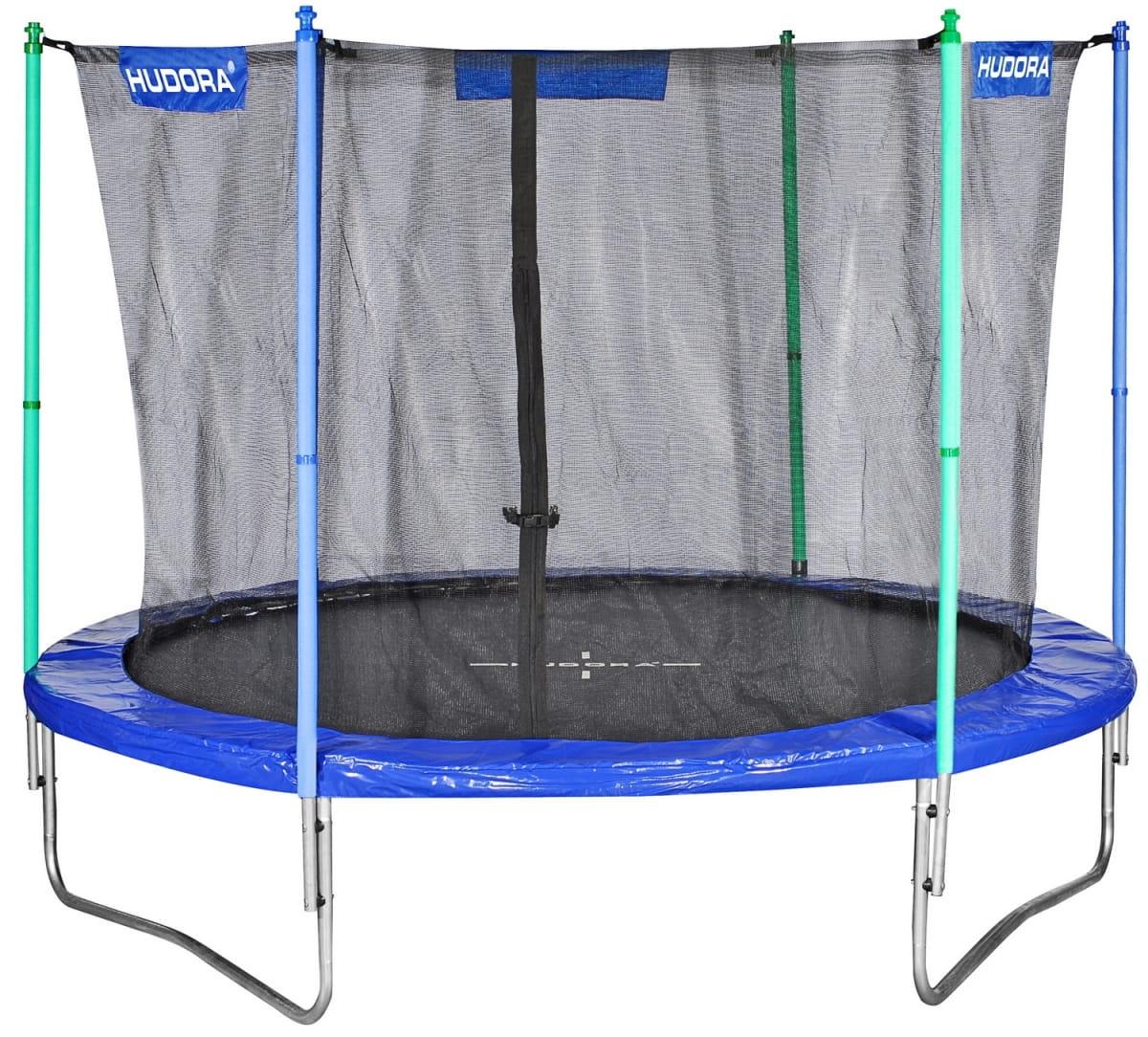 Батут HUDORA Fitness Trampoline - 250 см