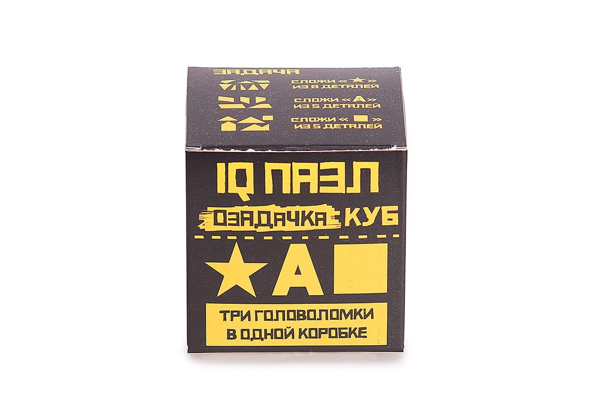 Головоломка ОЗАДАЧКА Куб 4 - Головоломки