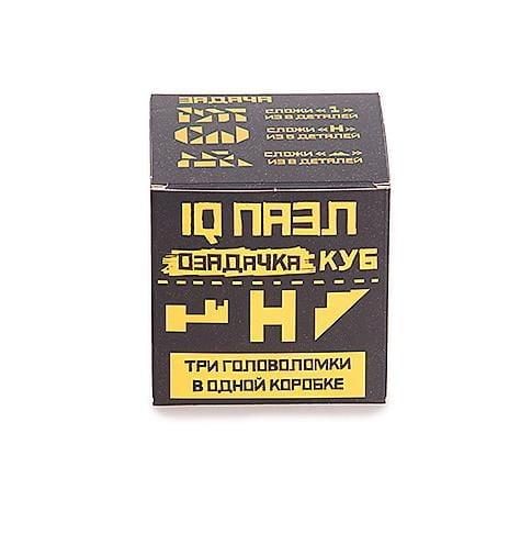 Головоломка ОЗАДАЧКА Куб 5 - Головоломки