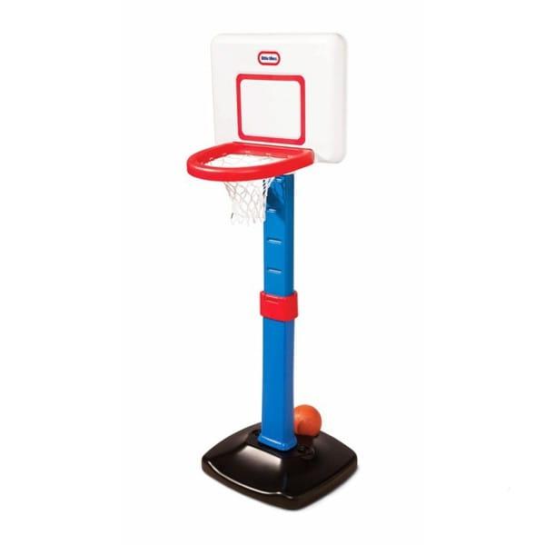 Купить Раздвижной баскетбольный щит Little Tikes 76-122 см в интернет магазине игрушек и детских товаров