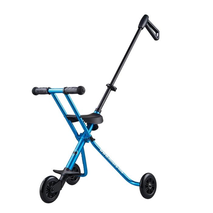 Каталка MICRO Trike Deluxe - синяя