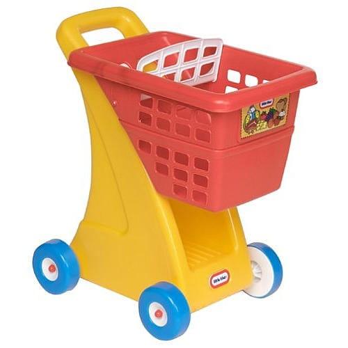 Купить Корзина для покупок Little Tikes в интернет магазине игрушек и детских товаров