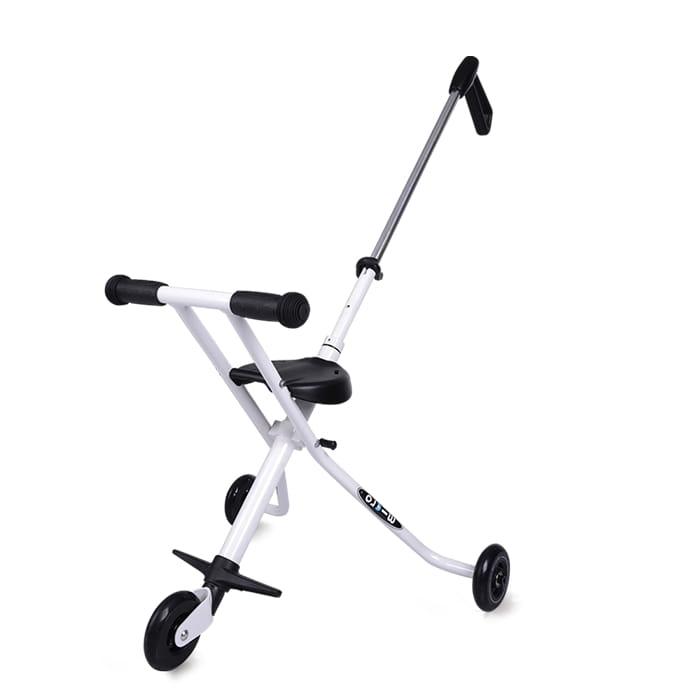 Каталка MICRO Trike Deluxe - белая