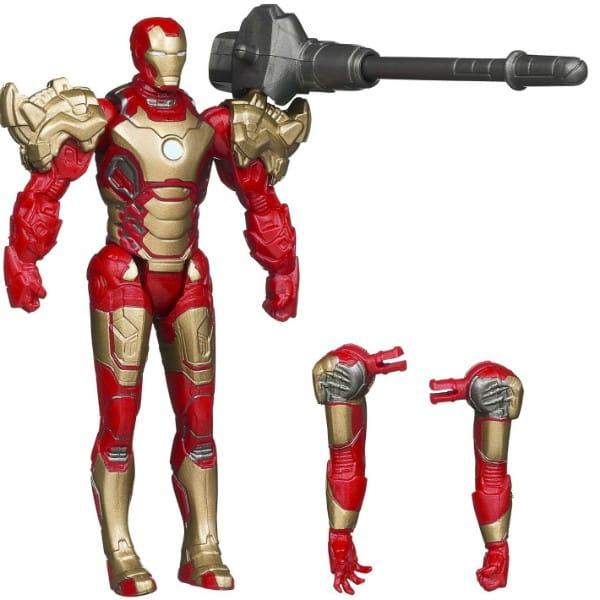 Купить Разборная фигурка Железного Человека Iron Man Mark 42 (Hasbro) в интернет магазине игрушек и детских товаров