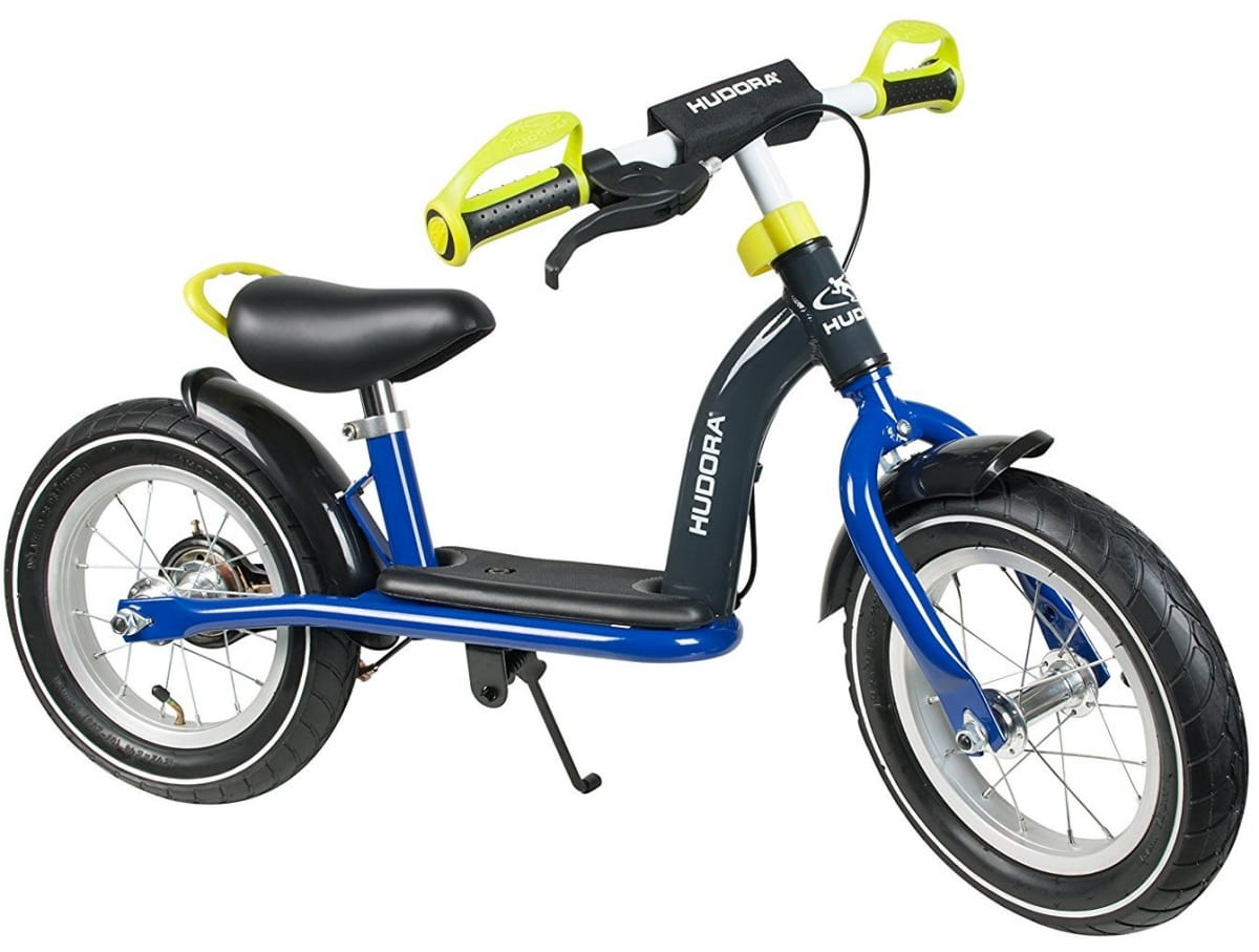 Беговел HUDORA Laufrad Cruiser Boy Alu 12 - Blue-Lemon