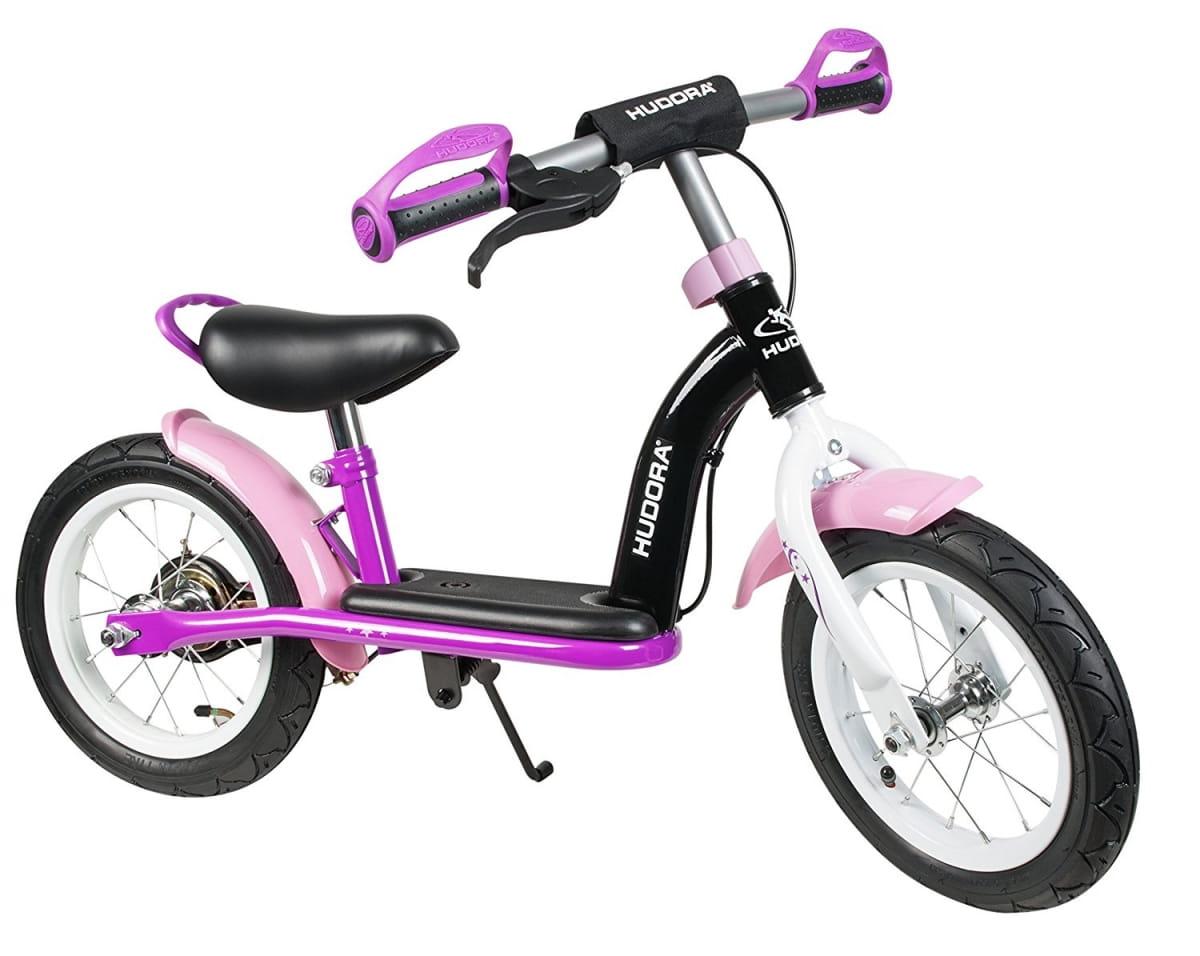 Беговел HUDORA Laufrad Cruiser Girl 12 - Pink