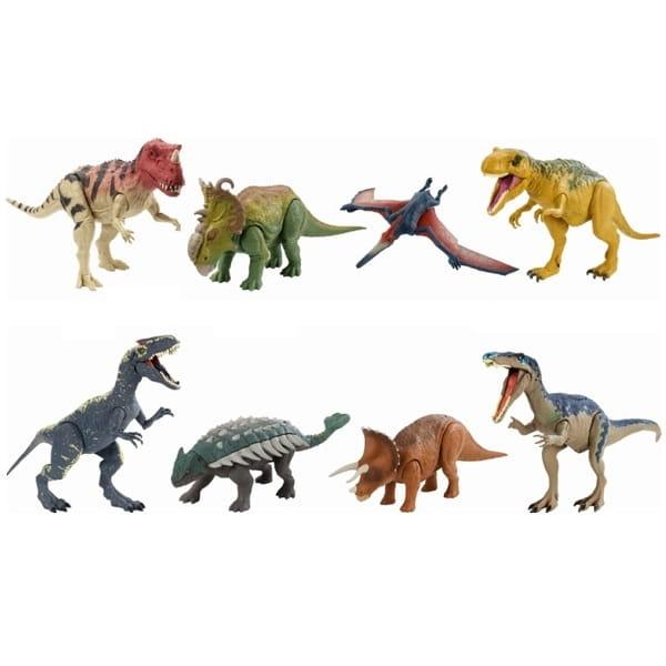 Фигурка JURASSIC WORLD Динозавры со звуковыми эффектами (Mattel) - Игровые наборы для мальчиков