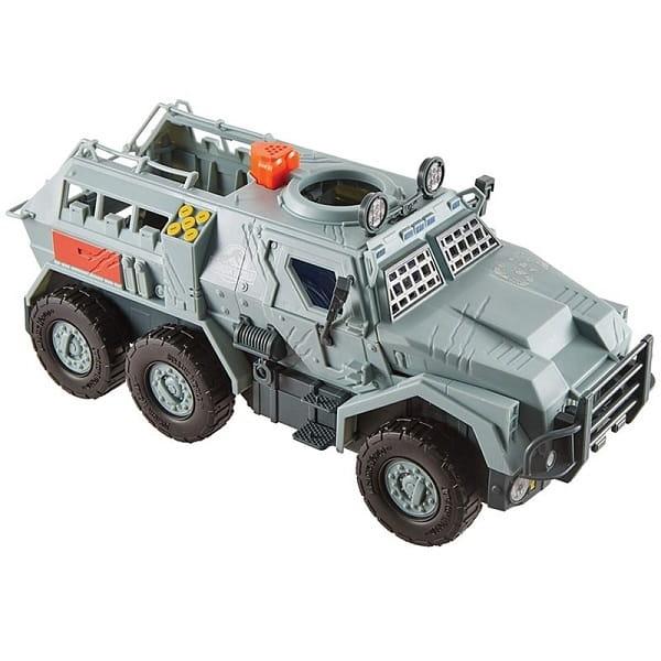 Машинка JURASSIC WORLD Броневик (Mattel) - Игровые наборы для мальчиков