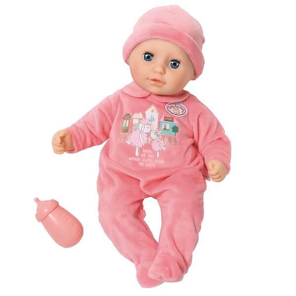 Кукла My first BABY ANNABELL с бутылочкой - 36 см (Zapf Creation)
