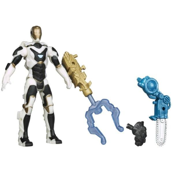 Купить Разборная фигурка Железного Человека Iron Man Starboost (Hasbro) в интернет магазине игрушек и детских товаров