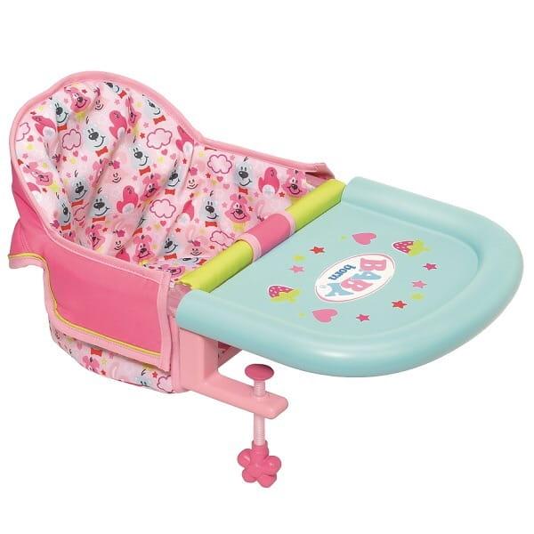 Подвесной стульчик BABY BORN для кормления (Zapf Creation) - Куклы и пупсы