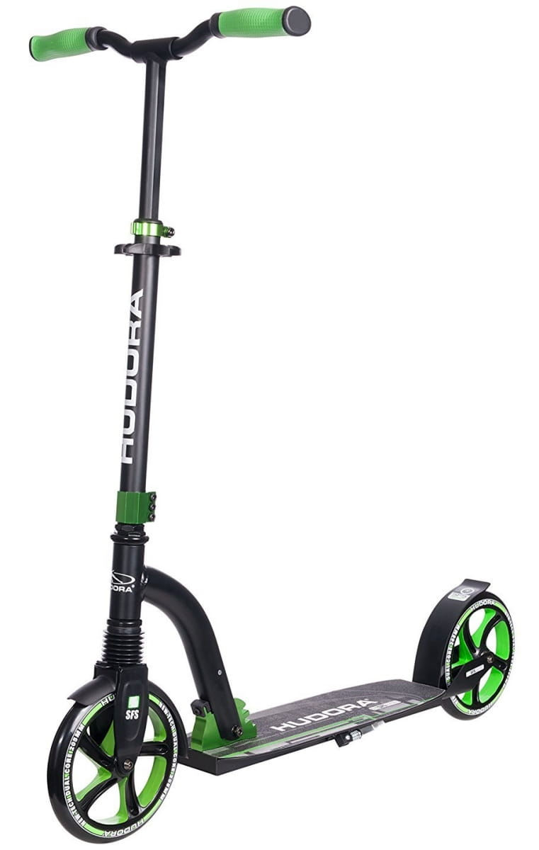 Самокат HUDORA Big Wheel Flex 200 - green