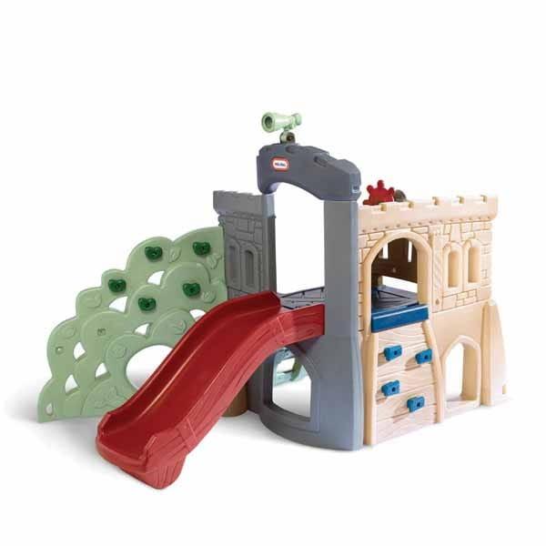 Купить Горка Little Tikes Скала в интернет магазине игрушек и детских товаров