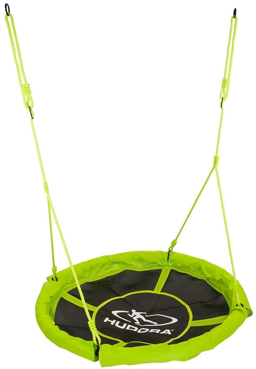 Качели-гнездо HUDORA Nest swing Alu 110  green - Качели