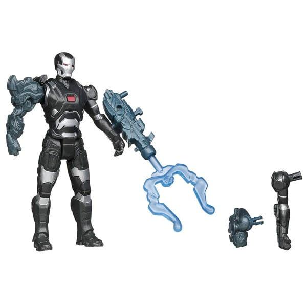 Купить Разборная фигурка Железного Человека Iron Man Военная машина War machine (Hasbro) в интернет магазине игрушек и детских товаров
